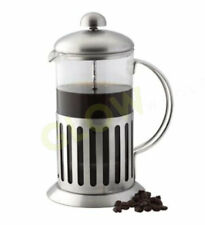 CLASSIC CAFETIERE 600ML GROUND COFFEE FRENCH PRESS GLASS POT PLUNGER CUP MUG