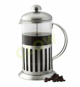 CLASSIC CAFETIERE 350ML GROUND COFFEE FRENCH PRESS GLASS POT PLUNGER CUP MUG