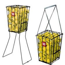d1a7cce204 Wilson 75 Tennis Ball Pick Up Hopper Durable Portable tennis ball basket new