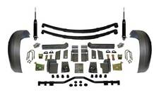 65 66 67 68 69 70 Mustang DSE Rear Leaf Spring MINI TUB KIT- Includes New Shocks