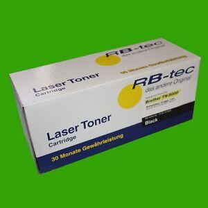 Toner der Firma RB-Tec TN-8000 passend für Brother 8070/8070P/MFC 9030/9070