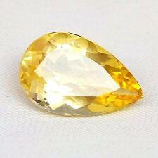TOP HELIODOR : 6,14 Ct Natürliche Heliodor ( Gold Beryll ) aus Brasilien