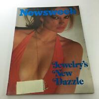 Newsweek Magazine: April 4 1977 - Jewelry's New Dazzle