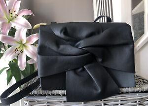 Lovely John Lewis & Partners Kin Cross Body Bag, Shoulder Bag Black Leather