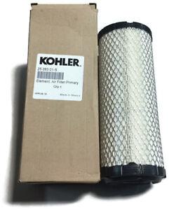 Superb Genuine Kohler Canister Air Filter 25 083 01-S 25-083-01-S OEM (1 Part)