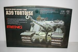 1/35 Meng A39 Tortoise British Heavy Assault Tank Kit