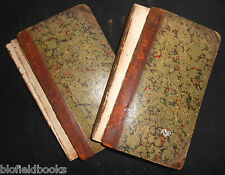 Olinthus Gregory: 1812, 2v Set - Letters to a Friend on the Christian Religion