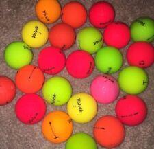 Volvik Vivid Used Golf Balls!! 2 Dozen (24) AAA-AAAA!!!!!