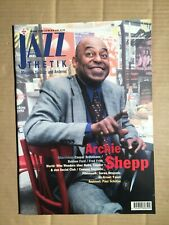 JAZZ THETIK - 7/8/99 - ARCHIE SHEPP / ROBBEN FORD / COMPANY SEGUNDO  (DZ16)