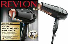 Revlon Pro Collection Salon 360 Surround Hair Dryer RVDR5305 1800W Brand New