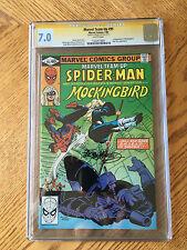 Marvel Team-Up #95. 1st Mockingbird. Signed by Bob McLeod 7.0 F/VF CGC
