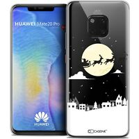 """Coque Gel Pour Huawei Mate 20 PRO (6.4"""") Souple Noël 2017 Flying Stanta"""