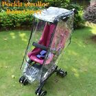 Waterproof Rain Cover For Good baby Pockit Stroller Pram Cart Dust Raincoat Fit