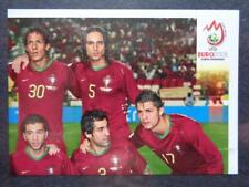 PANINI EURO 2008 - équipe PHOTO (PUZZLE 2) PORTUGAL #100