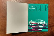 ROLEX Translation Booklet 1970's  571.22 Traducción OYSTER Translate Traduzione
