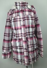 Roxy #23330 Nomad Jacke Damenjacke Winter Kapuze Winterjacke Damen Gr. M Bunt