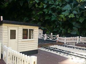 Workmans Cabin Garden Railway 16mm Scale SM32 G45 Complete Kit