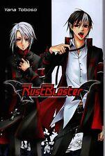 RustBlaster    Yana Toboso       Manga Pbk  NEW