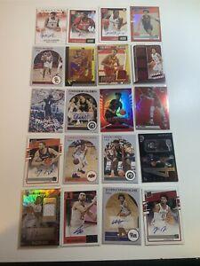 2021-22 Panini Chronicles Draft Pick Basketball 269 Card Lot Autos Jersey Cade