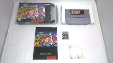 SUPER BOMBERMAN 2 (Super Nintendo) COMPLETE! Sweeeet Box (In Shrink) SNES CIB