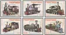 Timbres Trains Mozambique 713/8 ** lot 24554