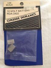 Vintage Curbside Dioramics 12 Volt Battery RDA-2422