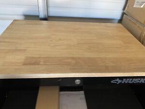 Husky 28in 1-Drawer 2-Door Base Cabinet