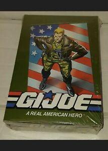 NEW 1991 GI JOE Impel Trading Cards - Factory Sealed Box - 36 packs