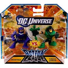 DC Comic Universe Action League Prometheus Vs Green Arrow  Action Figure