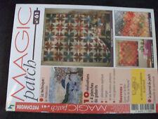 ** Magic Patch n°61 Patrons / Le Watercolor / Le set Printanier / Piccalilli