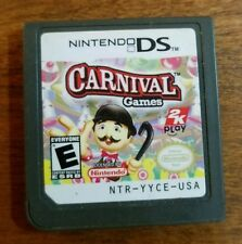 Carnival Games Nintendo DS Game Cartridge Only