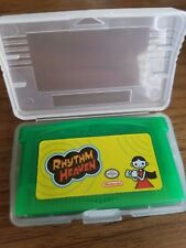 Rhythm Heaven (Rhythm Tengoku) English GBA Gameboy Advance Cartridge