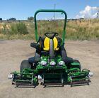 John Deere 8000 E-Cut Hybrid Reel Fairway Golf Course Diesel Mower Ride On AWD