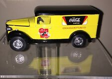 Matchbox Collectibles COCA-COLA 1937 GMC Delivery Truck Die-Cast  1:43 NIB COA
