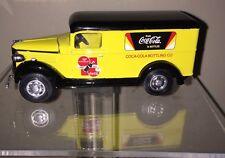 Matchbox Collectibles COCA-COLA 1937 GMC Delivery Truck Die-Cast  1:43 NIB COA