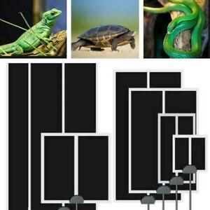 Pet Mat Electric Heating Pad Reptile Tank Warmer With Temperature Controller
