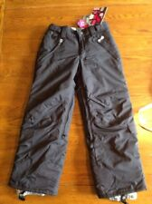 TURBINE SNOWBOARD PANTS GIRLS SIZE SMALL NWT LOW RISE