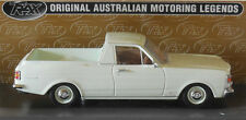 TRAX TR66B 1969 FORD XW FALCON UTE DIAMOND WHITE