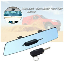Blue Anti-Glare Rear View Flat Mirror Extension For Car SUV Interior Accessories