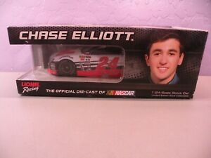 CHASE ELLIOTT 2016 3M CHEVY SS 1/24 ACTION NASCAR DIECAST Lionel Racing