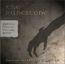 THE RUNESTONE - COMPLETE SCORE - LIMITED 1200 - OOP - DAVID NEWMAN