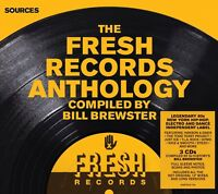 THE FRESH RECORDS ANTHOLOGY 3 CD NEW