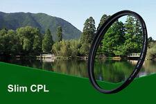 Tianya 77mm delgado CPL C-PL Circular Polarizing Lente Filtro para Canon Nikon