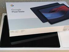 """Google Pixel Slate 12.3"""" Tablet, m3, 8GB RAM, 64GB SSD - Midnight Blue"""