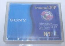 Brand New Factory Sealed Sony DGD120P Premium 120P Data Cartridges