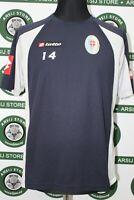 Maglia calcio TREVISO TG L shirt trikot maillot camiseta jersey