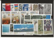 More details for armenia 1992-3 five sets sg.250-61, 263-6, 268-72 mnh