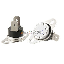 KSD301 85 °C Normal Close NC Temperature Controlled Switch Thermostat 10A 250V