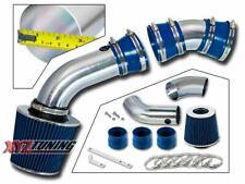 "BLUE 1996 1997 1998 1999 Chevy C2500 K2500 Suburban 5.0/5.7 Air Intake+Filter 3"""
