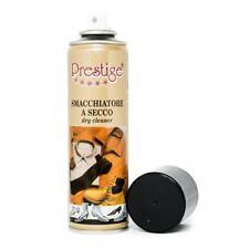 Smacchiatore Spray per Pulire Scarpe in Pelle e Camoscio - Prestige Dry Cleaner